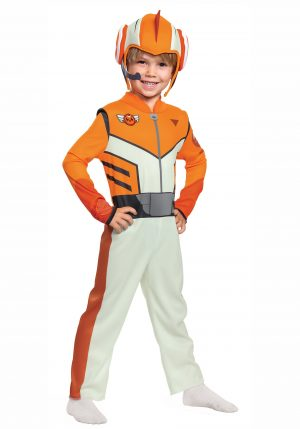 Fantasia  Clássico Top Wing Toddler Swift – Top Wing Toddler Swift Classic Costume