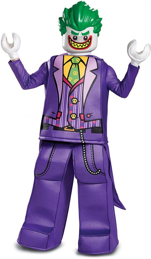 Fantasia Infantil Lego Coringa – Lego Joker Costume