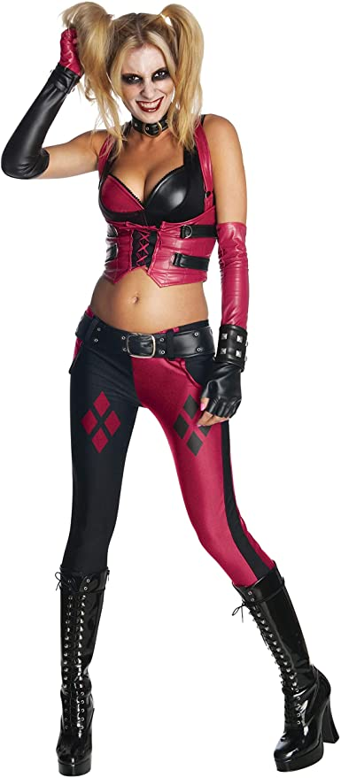 Fantasia Sexy Harley Quinn – Sexy Harley Quinn Costume