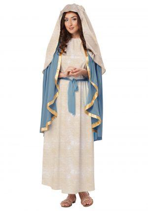 Fantasia  adulto da Virgem Maria – Adult Virgin Mary Costume