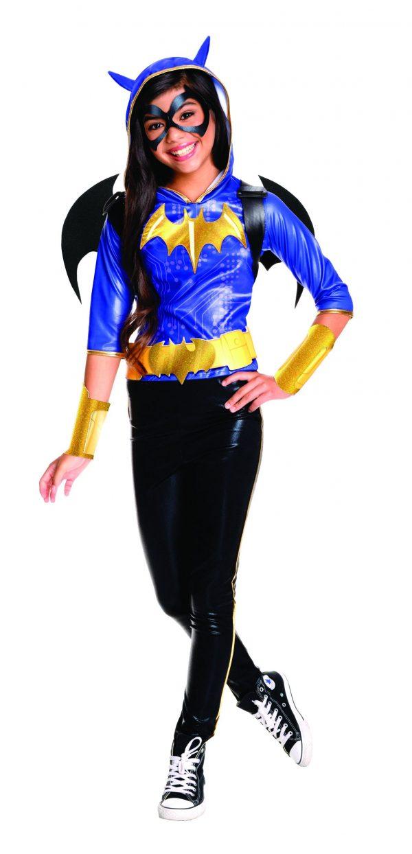 Fantasia de Batgirl DC Comic adulta – Adult Batgirl DC Comic Girls Costume