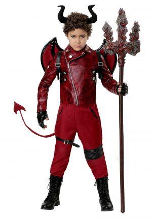 Fantasia de Diabo Perigoso para Crianças – Child's Dangerous Devil Costume