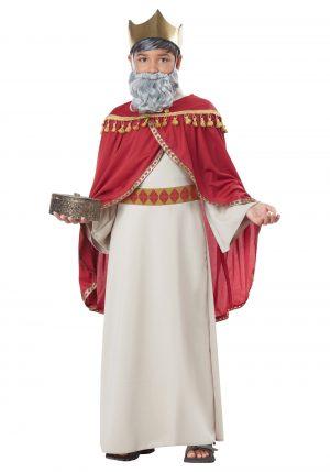 Fantasia de Melchior para meninos – Melchior Wise Man Costume for Boys