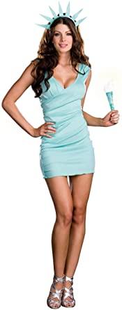 Fantasia de Miss Liberdade – Miss Liberty Costume