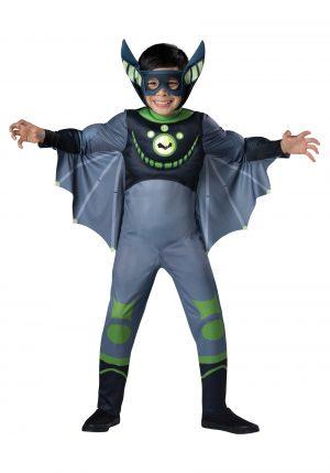 Fantasia de Morcego Verde Wild Kratts- Wild Kratts Green Bat Costume