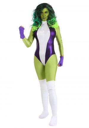 Fantasia de Mulher Hulk Deluxe – Women's She Hulk Deluxe Costume