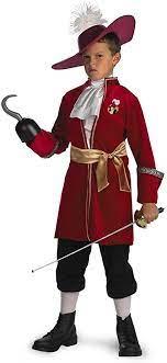 Fantasia de Peter Pan Disney Captain Hook – Peter Pan Disney Captain Hook Costume