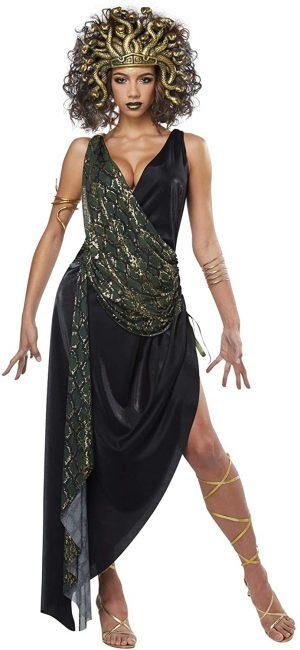 Fantasia de Sedusa para Mulheres – California Costumes Sedusa Adult Costume