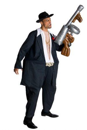 Fantasia de homem adulto Johny Gumba – Adult Johny Gumba Man Costume