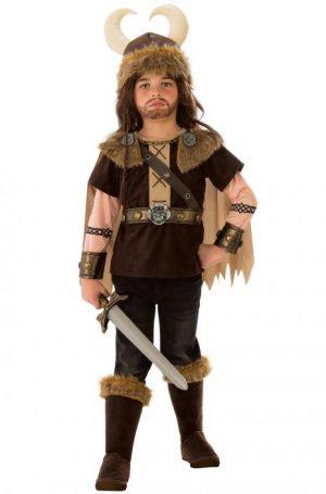 Fantasia de menino bravo viking – Brave Viking Boy Child