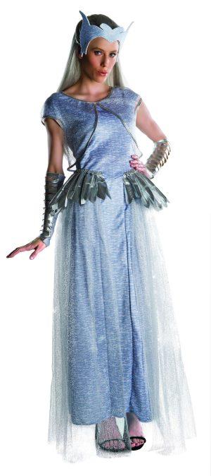 Fantasia de mulher adulta Huntsman War Freya – Adult Huntsman War Freya Woman Costume