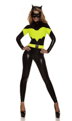 Fantasia de mulheres adultas de super-heróis sexy de Darque Nights – Adult Darque Nights Sexy Superhero Women Costume