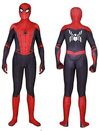 Fantasia de super-herói Homem aranha 3D – 3D Spiderman Superhero Costume