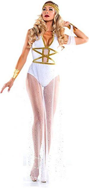 Fantasia feminina da deusa do amor da Starline – Starline Love Goddess Female Costume