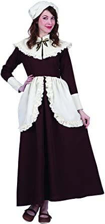 Fantasia feminino colonial Lady Abigail – Colonial woman costume Lady Abigail