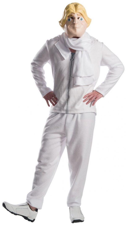 Fantasia masculino adulto Dru Despircable Me3 – Adult Dru Despircable Me3 Men Costume