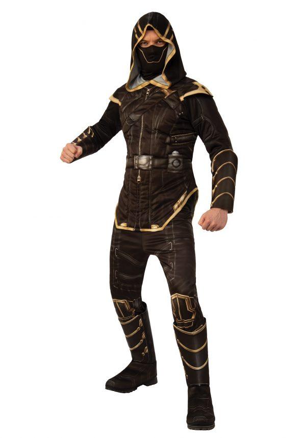 Fantasia masculino do Avengers Endgame Hawkeye Ronin – Avengers Endgame Hawkeye Ronin Men's Costume