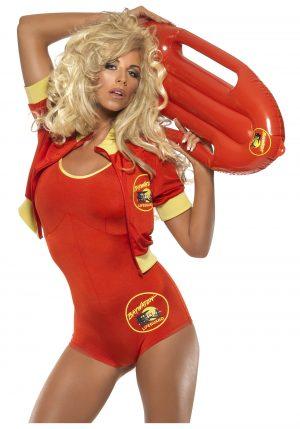 Fantasia sexy de salva-vidas – Sexy Baywatch Lifeguard Costume