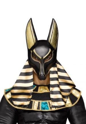 Máscara Anubis Adulto – Anubis Adult Mask