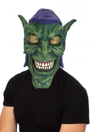 Máscara Deluxe Spider-Man Green Goblin – Deluxe Spider-Man Green Goblin Mask