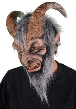 Máscara Krampus Adulto – Adult Krampus Mask
