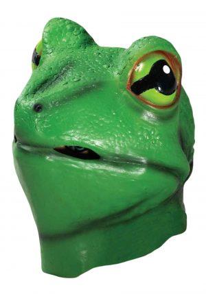 Máscara Sapo Deluxe Latex – Deluxe Latex Frog Mask