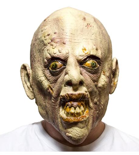 Máscara assustadora – Scary mask