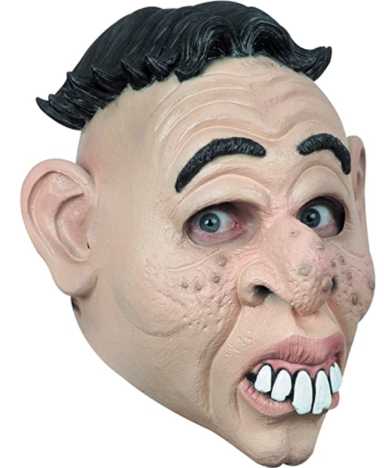 Máscara de Halloween Clueless Palerma – Clueless Palerma Halloween Mask
