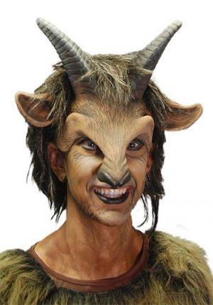 Máscara de Menino Cabra – Goat Boy Mask