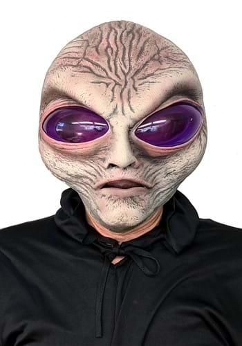 Máscara de alienígena – Adult Grey Alien