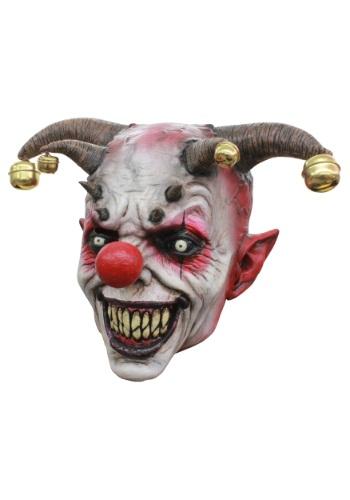 Máscara de palhaço – Jingle Jangle Clown Mask