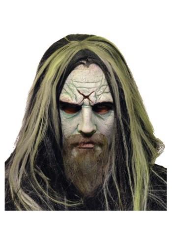 Máscara de zumbi adulto – Adult Rob Zombie Mask