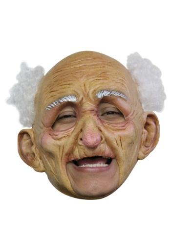 Máscara homem velho – Old Man Deluxe Costume