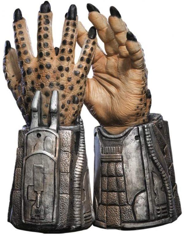 Mãos de Látex Predator Rubie's  –  Predator Rubie's Latex Hands