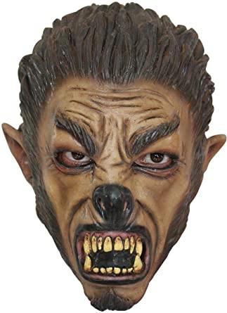 Mascara de Lobo Infantil Realista – Realistic Child Wolf Mask