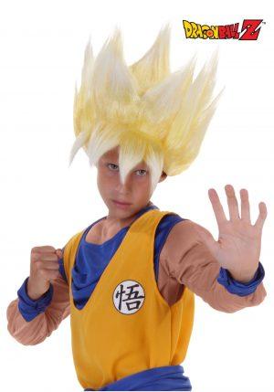 Peruca Criança Super Saiyan Goku – Child Super Saiyan Goku Wig