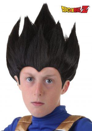 Peruca criança vegeta Dragon Ball Z – Child Vegeta Wig