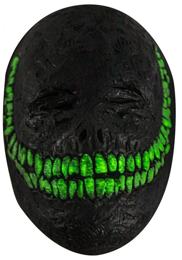 Máscara escuro e sorridente – Dark and smiling mask