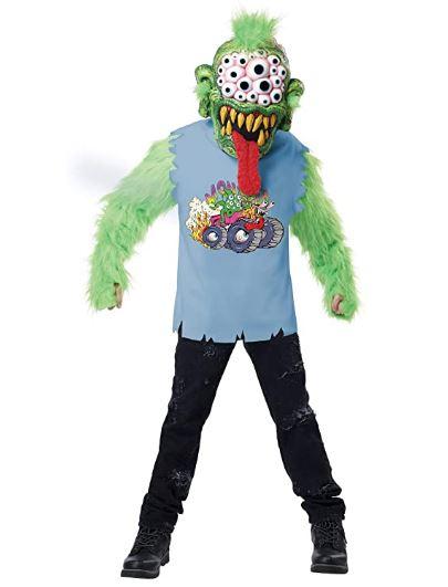 fantasias de monstro Assustador para crianças –  Scary monster costumes for kids