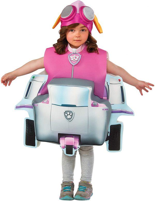 Fantasia de Rubie's Patrulha Canina Skye para meninas – Rubie's Dog Patrol Skye costume for girls
