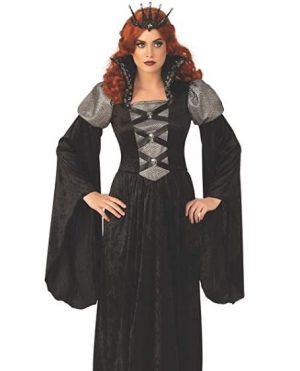 Fantasia de Rainha negra de Rubie – Rubie Black Queen Costume