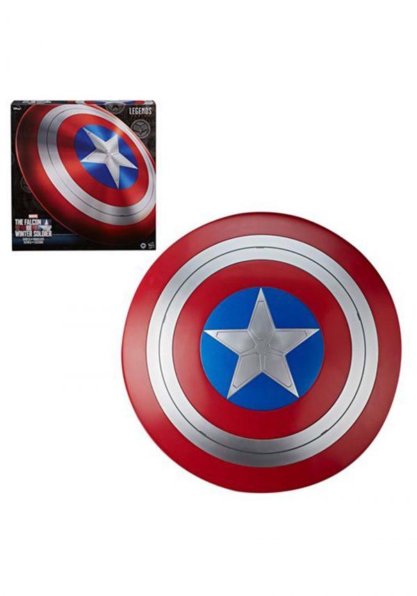 Escudo realista Capitão América Avengers – Avengers Falcon & Winter Soldier Captain America Costume Shield