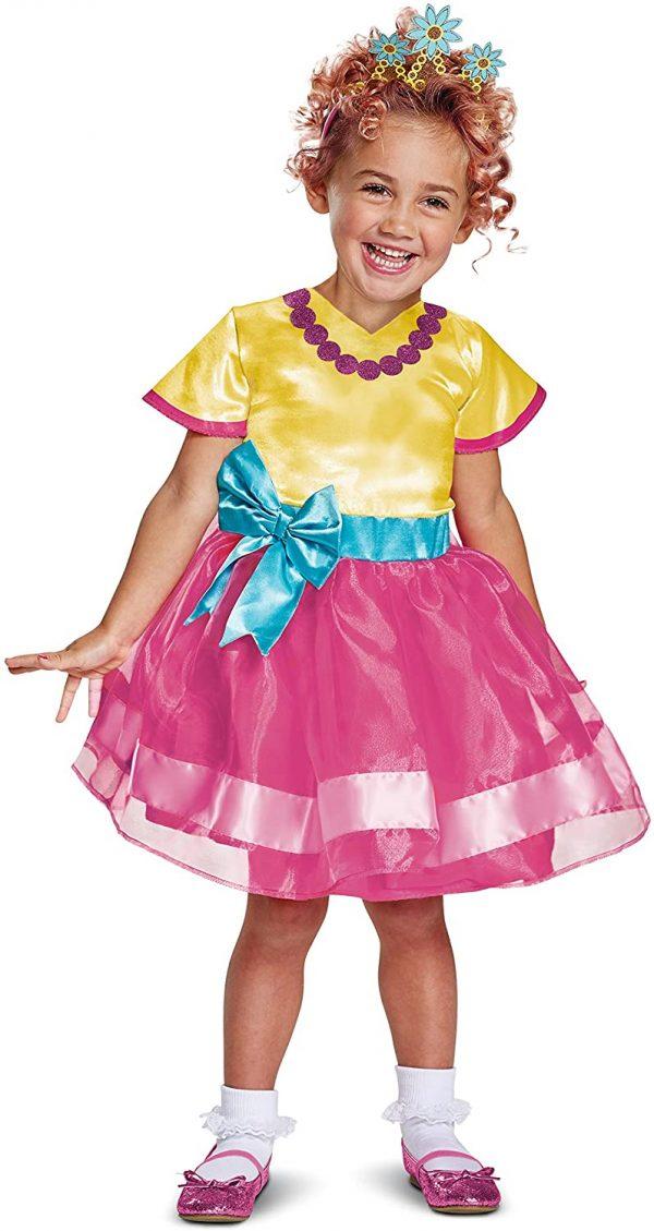 Fantasia Clássica Fancy Nancy Toddler – Disguise Nancy Classic Fancy Nancy Toddler Costume