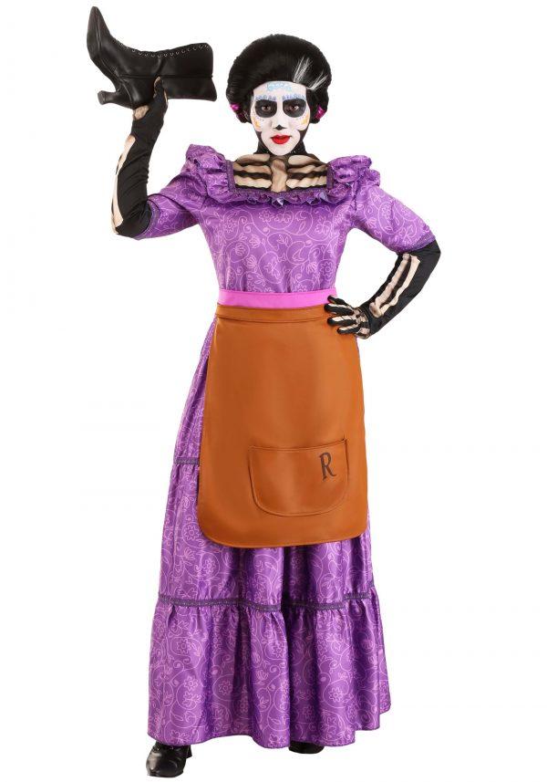Fantasia Coco Mama Imelda para mulheres – Coco Mama Imelda Costume for Women