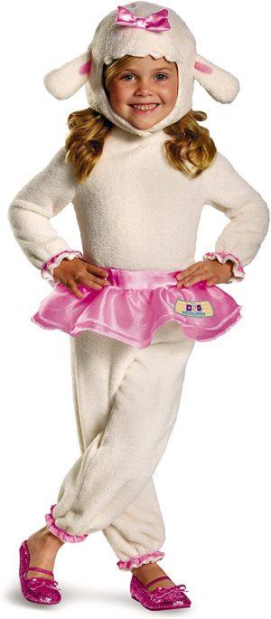 Fantasia Doc McStuffins Lambie Toddler Girls da Disney – Disney Doc McStuffins Lambie Toddler Girls' Costume