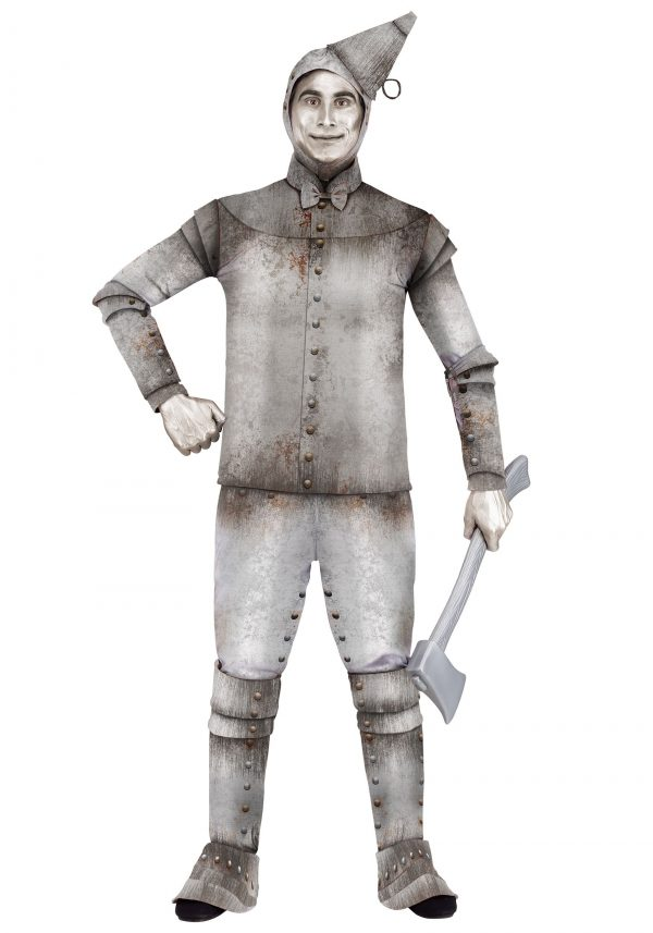 Fantasia Homem de Lata – Tin Fellow Costume for Men