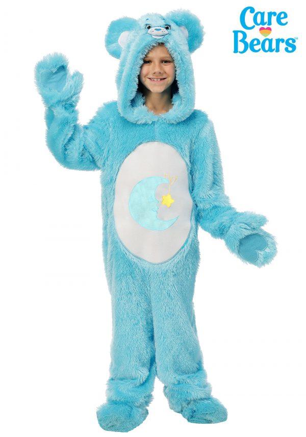 Fantasia Infantil Ursinhos Carinhosos Bons Sonhos – Care Bears Child Classic Bed Time Bear Costume