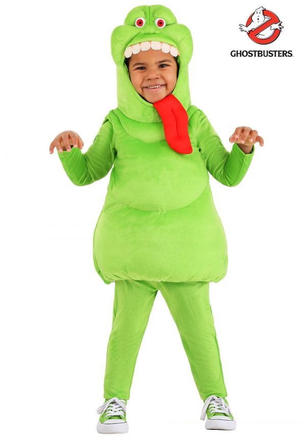 Fantasia Slimer Ghostbusters para Crianças – Ghostbusters Slimer Costume for Toddlers