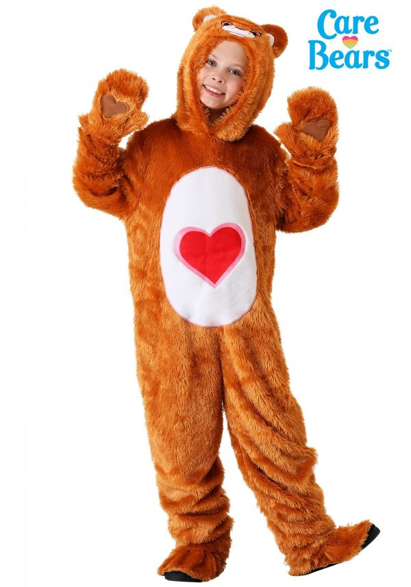 Fantasia Ursinhos Carinhosos Infantil Ternura – Care Bears Child Classic Tenderheart Bear Costume