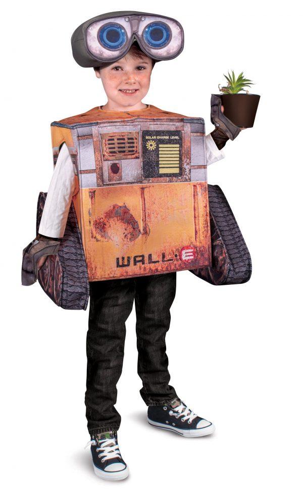 Fantasia Wall-E para crianças – Wall-E Costume for Kids